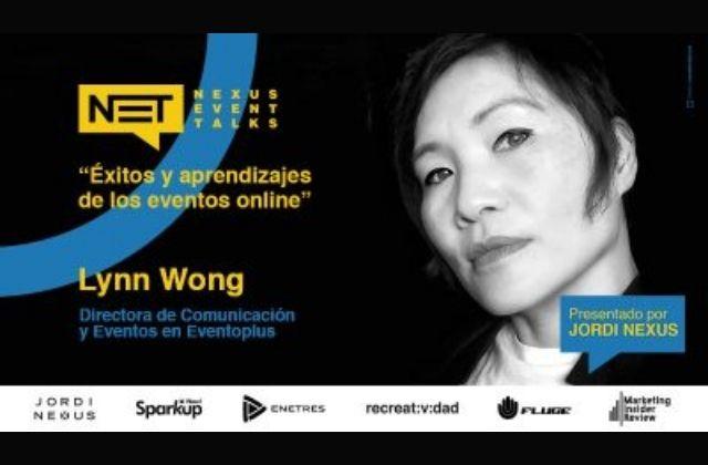 Nexus Event Talks 4, Lynn Wong (Eventoplus)