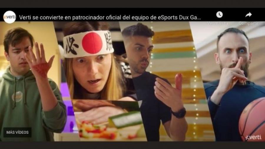 Verti, nuevo patrocinador de Dux Gaming eSports