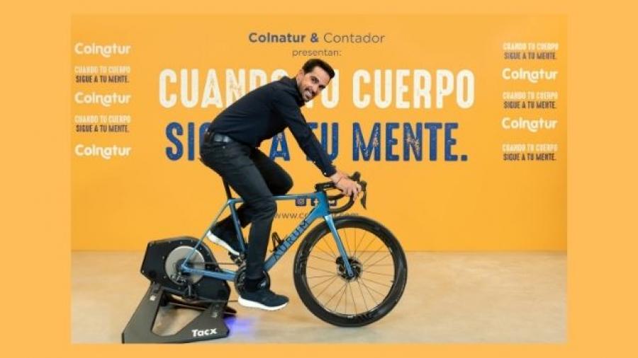 Conaltur lanza la campaña Vuelta España Conaltur con Alberto Contador