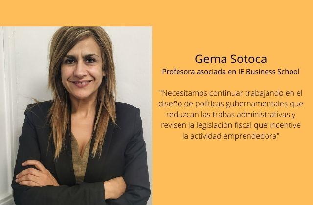Gema Sotoca, profesora asociada en IE Business School