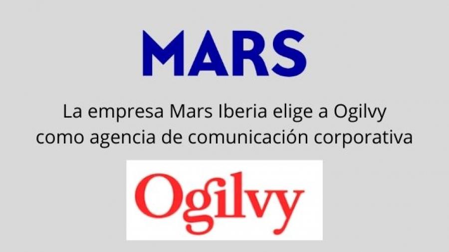 Mars Iberia elige a Ogilvy como agencia de comunicación corporativa