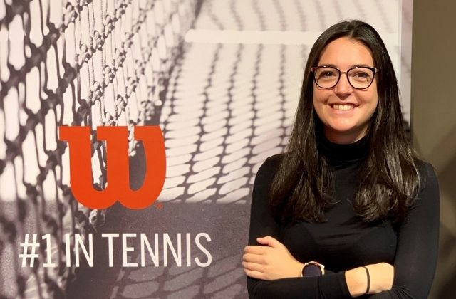 Nuria Bustins, Marketing Executive de Wilson Racquet Sports
