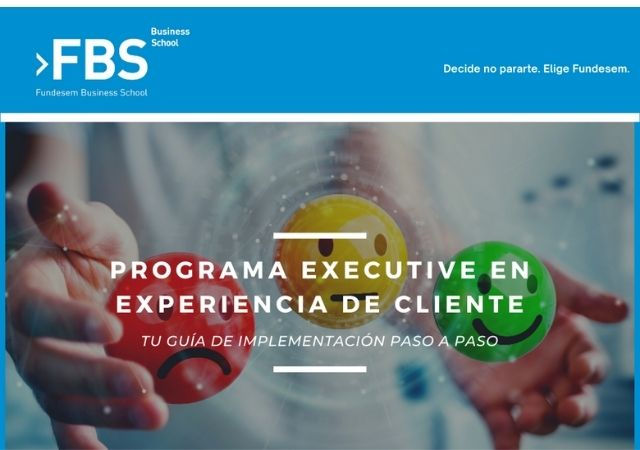 Programa Executive en Experiencia de Cliente de FBS