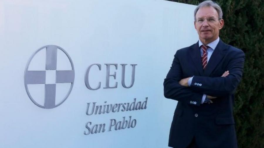 Ricardo J. Palomo, de la Universidad CEU San Pablo