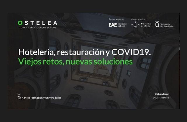 informe de Ostelea sobre tendencias en hostelería en 2021