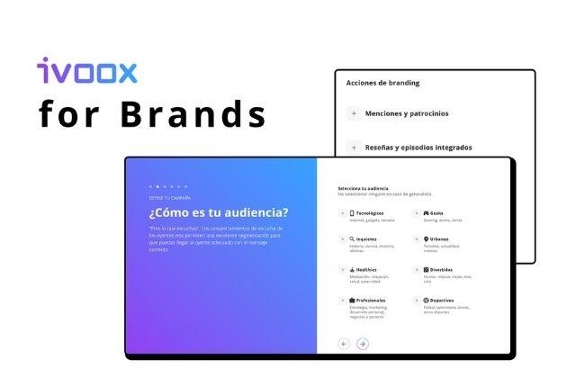 marketplace publicitario de iVoox para unir marcas y podcasters