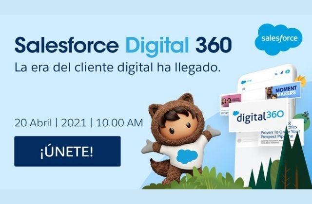 webinar Salesforce Plataforma Digital 360