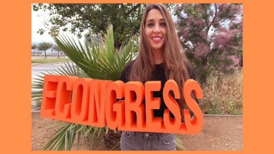 Beatriz Galea, directora del eCongress Málaga 2021