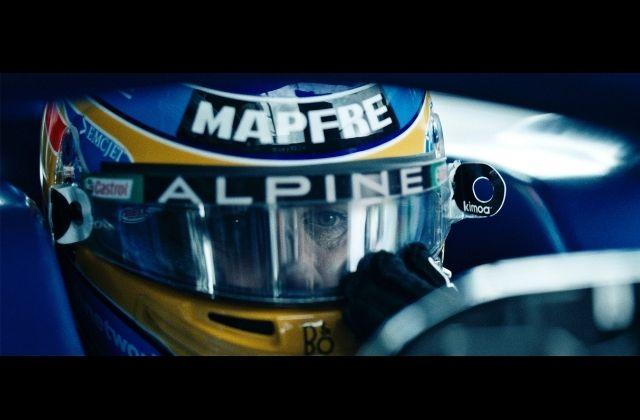 Campaña Somos imparables de MAPFRE con Fernando Alonso