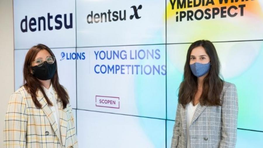 Carlota Gil e Isabel Vázquez irán a los Young Lions Marketers 2020-2021