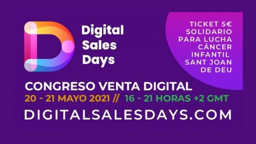 Congreso de venta digital Digital Sales Days 2021