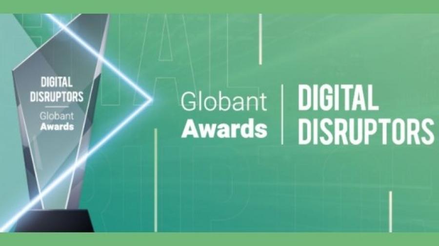 Digital Disruptors Awards de Globant
