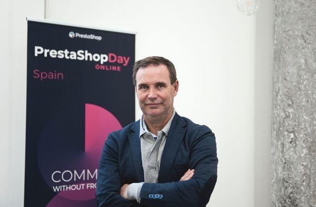 Jorge González Marcos, Country Manager de Prestashop España