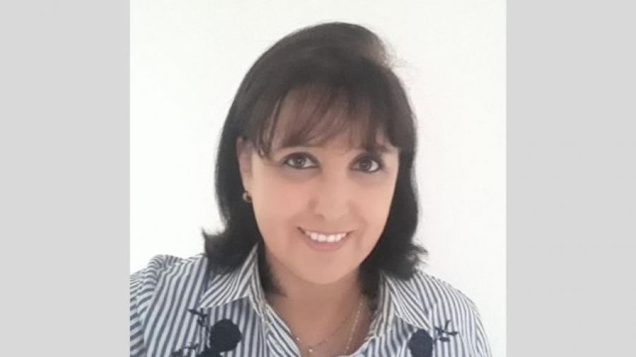 Luisa Natasha Corrales, comunicadora social y periodista