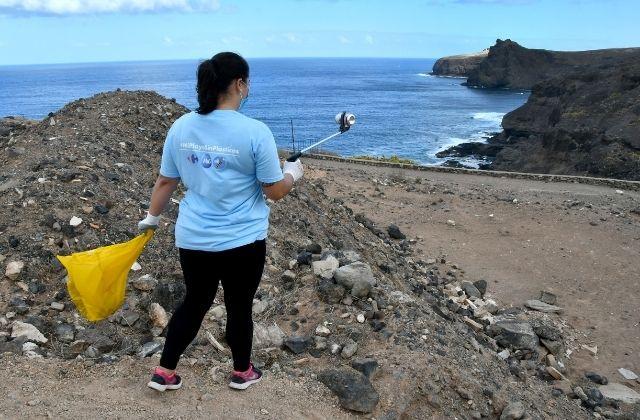 Mi playa sin plásticos 2021