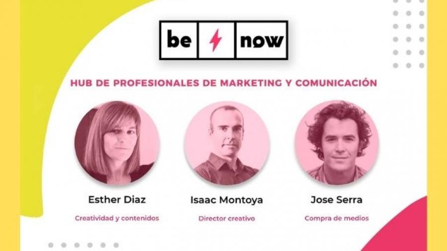 OTS Media y Vértigo Barcelona se unen al hub Be Now Comunicación