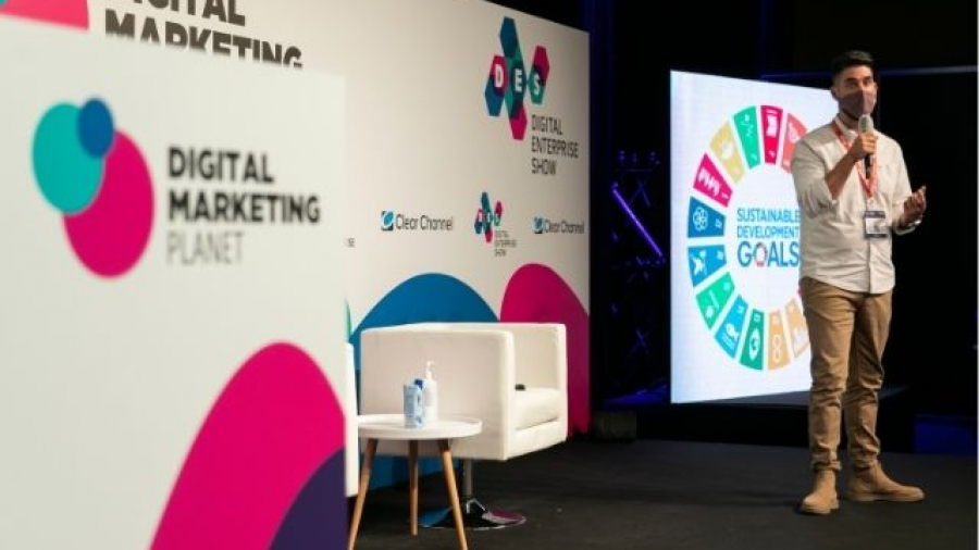 Pablo Monge, Global Head del Digital Sales Studio de Globant EMEA
