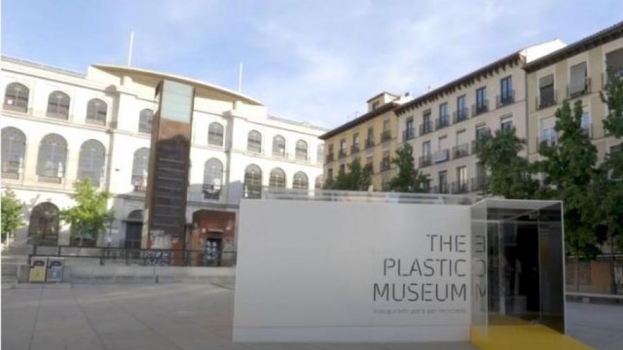 The Plastic Museum, museo de plástico que se reciclará