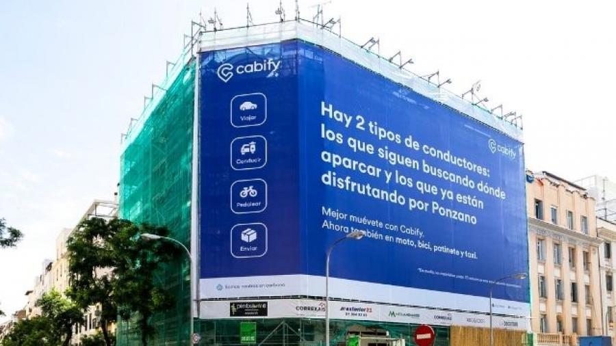 campaña Adiós estrés, hola Cabify para promover la movilidad urbana compartida