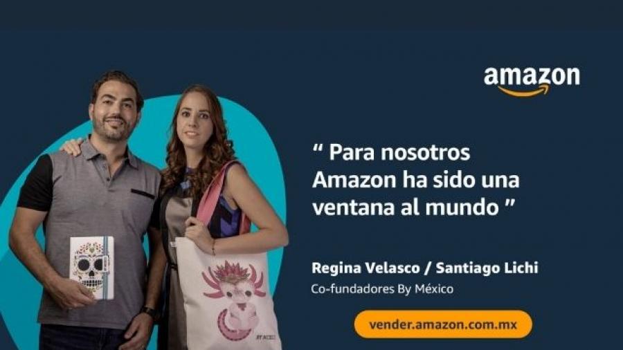 campaña Vender en Amazon de Archer Troy para Amazon México