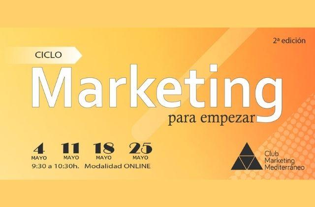 ciclo formativo gratuito Marketing para empezar