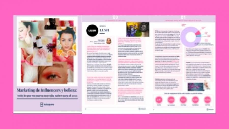 estudio de Kolsquare sobre marketing de influencers y belleza