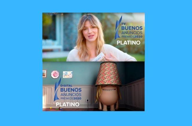 ganadores de los Premios Buenos Anuncios 2020 de la CAA