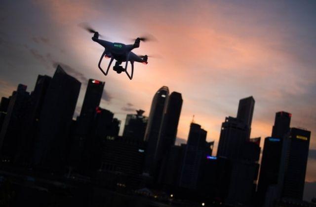 uso de drones para envíos para empresas de envíos de paquetería