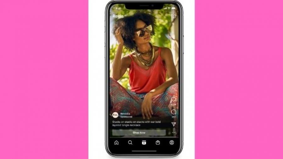 Instagram lanza los anuncios en Reels