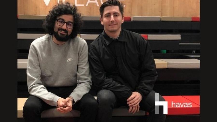 Jorge Castro y Javier López, nuevos directores creativos de Havas Madrid