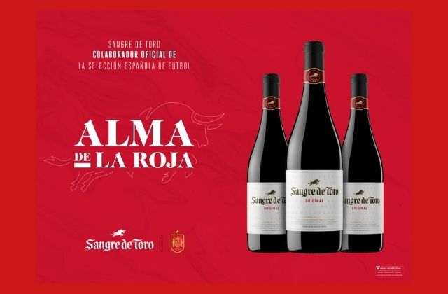 Sangre de Toro, colaborador oficial de España en la Eurocopa 2020