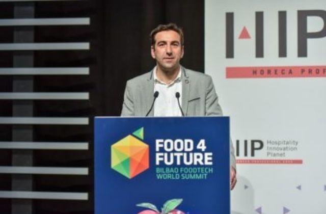 Sergi Fabregat, Director del FOOD 4 FUTURE Expofoodtech