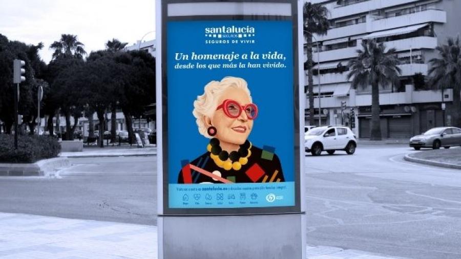 campaña Seguros de Vivir de Santalucía