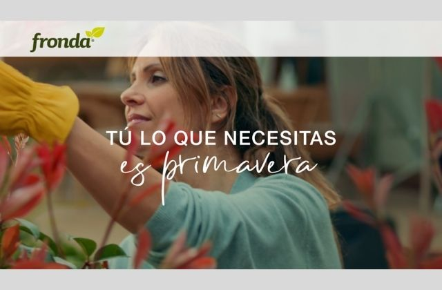 campaña Tú lo que necesitas es primavera de Arnold Madrid para Fronda