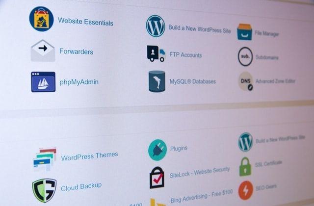 empresas de hosting proveedores de hosting en España