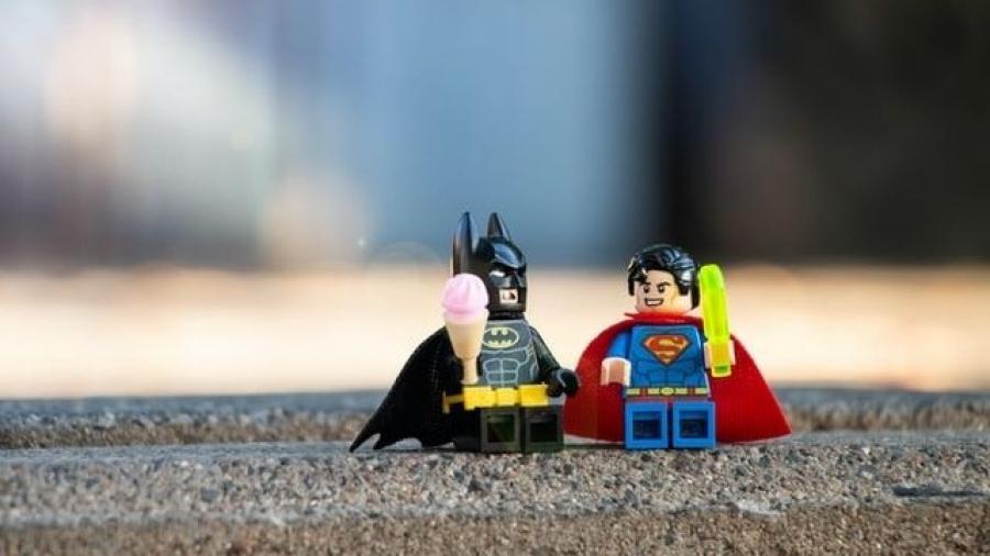 estrategia de marketing de contenidos de Lego