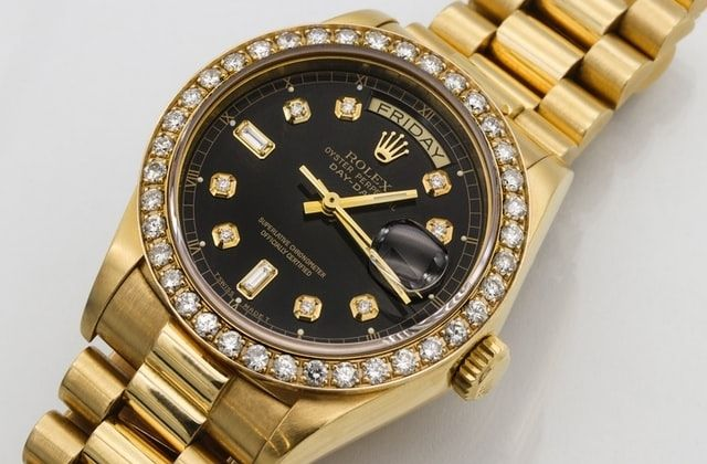 estrategia de ventas de Rolex