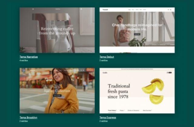 Plantillas gratuitas de Shopify para eCommerce