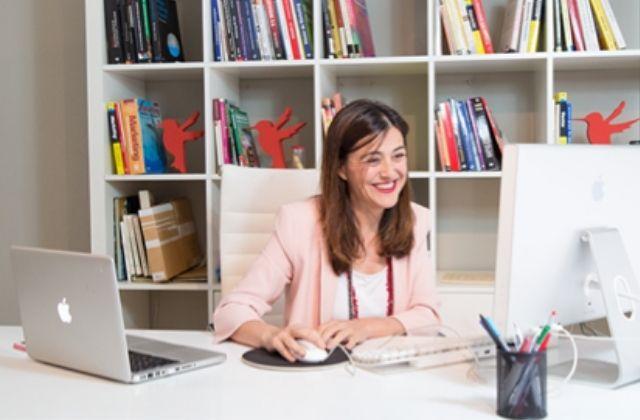 Gloria Martínez, CEO del club privado Locas y Valientes