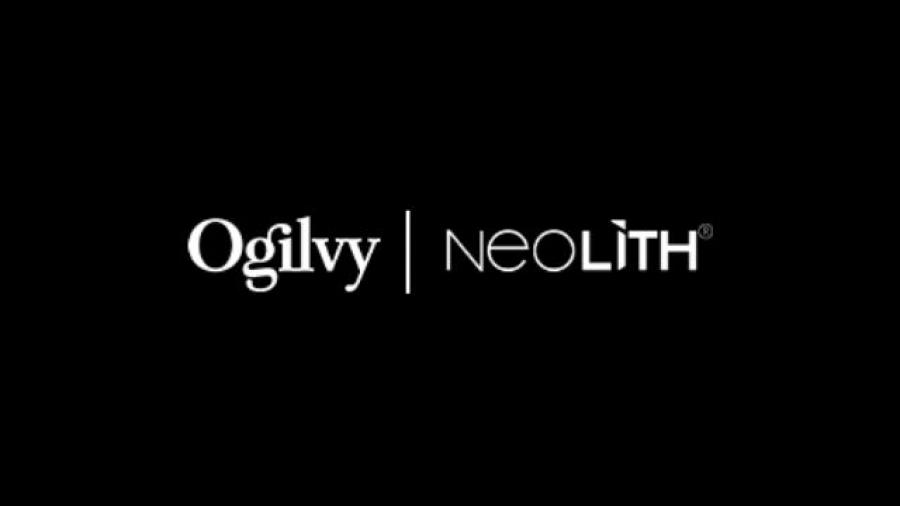 acuerdo de colaboración entre Neolith y Ogilvy