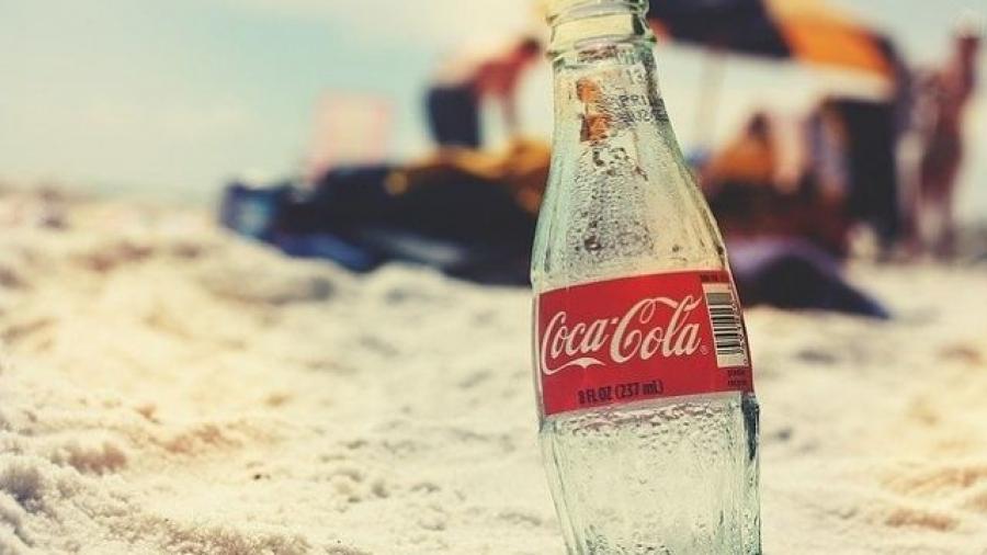 historia y evolución de la imagen de marca de Coca-Cola
