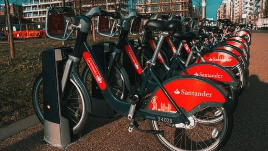 la digitalización del Banco Santander