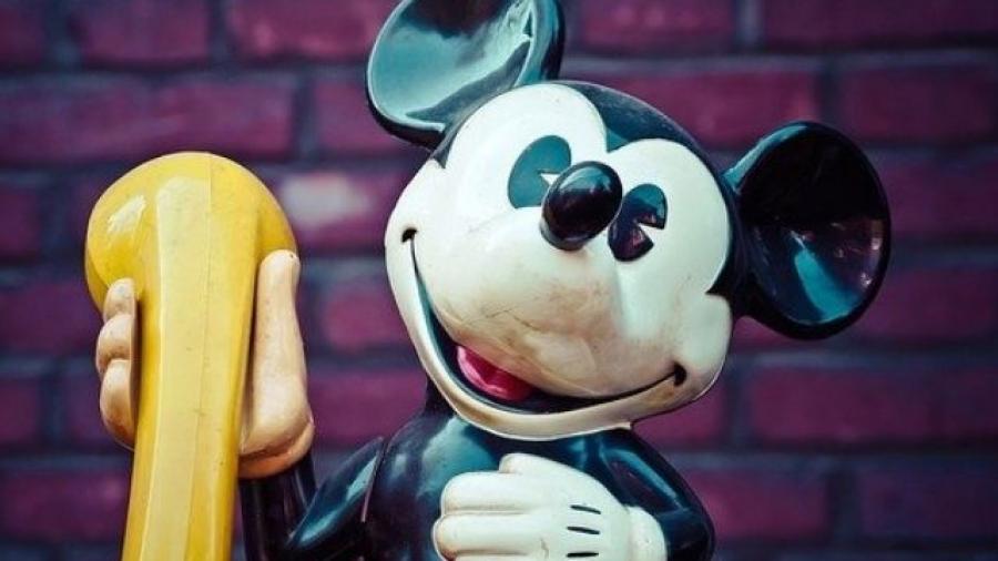 la historia de Disney