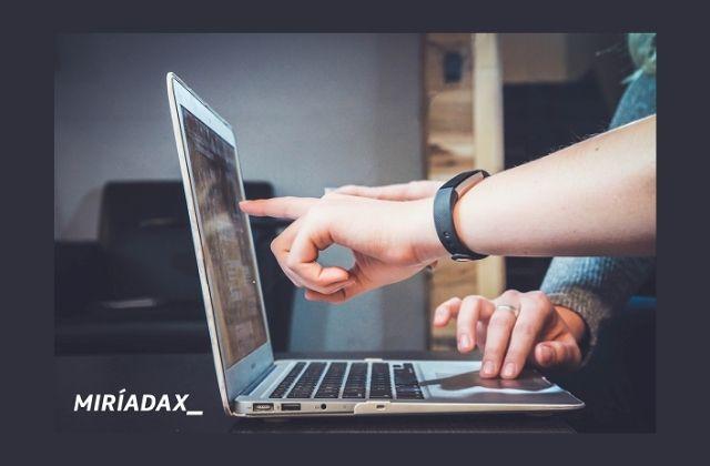 nuevos cursos online en ciberseguridad y marketing digital de Miríadax