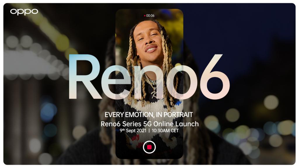 OPPO Reno6 Series 5G