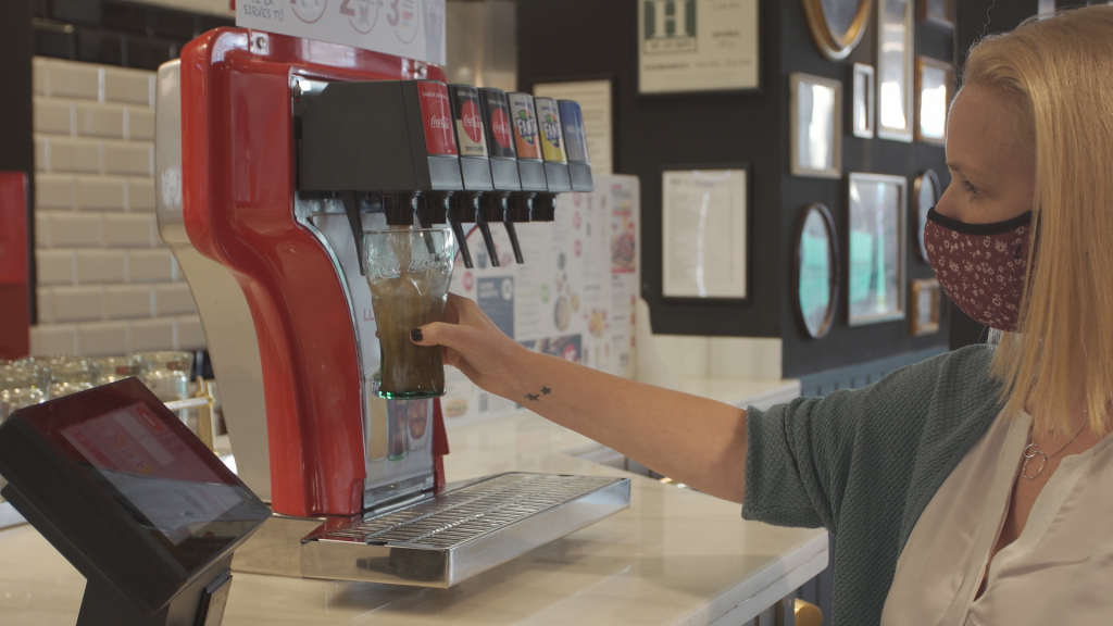 Restalia Coca Cola