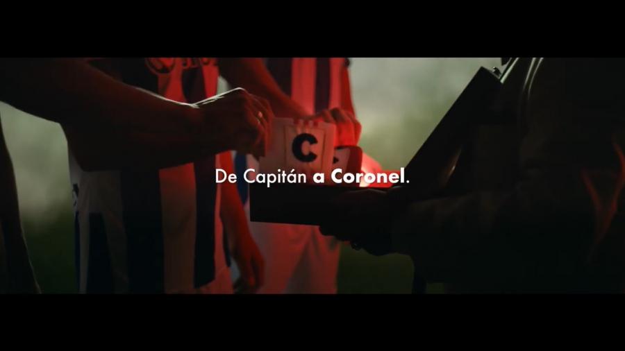 de capitan a coronel KFC leganes
