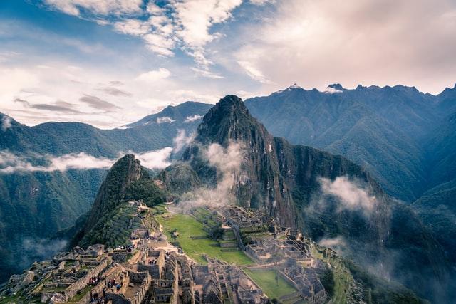 turistas chinos en Peru