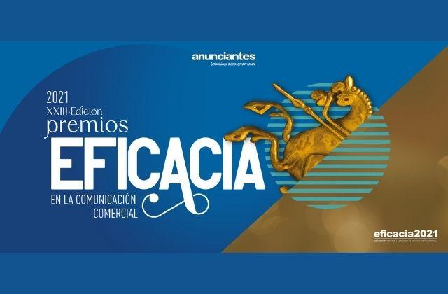 109 casos finalistas en los Premios Eficacia 2021