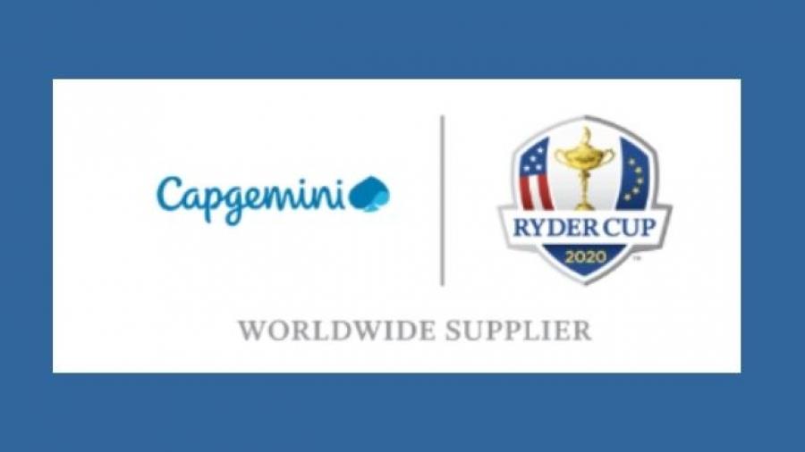 Capgemini será socia mundial de la PGA y la Ryder Cup seis años